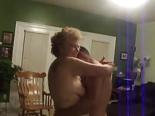 part 1  Grandma loves young cock . negrofloripa