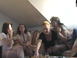 ROKO VIDEO-Mature Sex Party